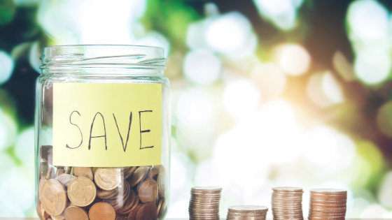 Plan for everyday savings