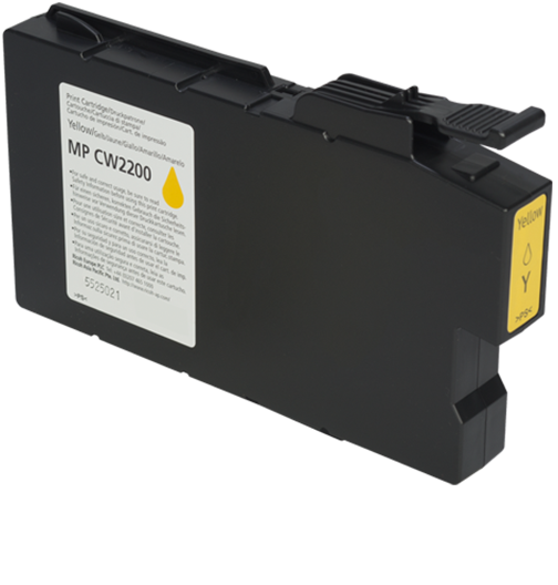 Yellow Print Cartridge MP C6003