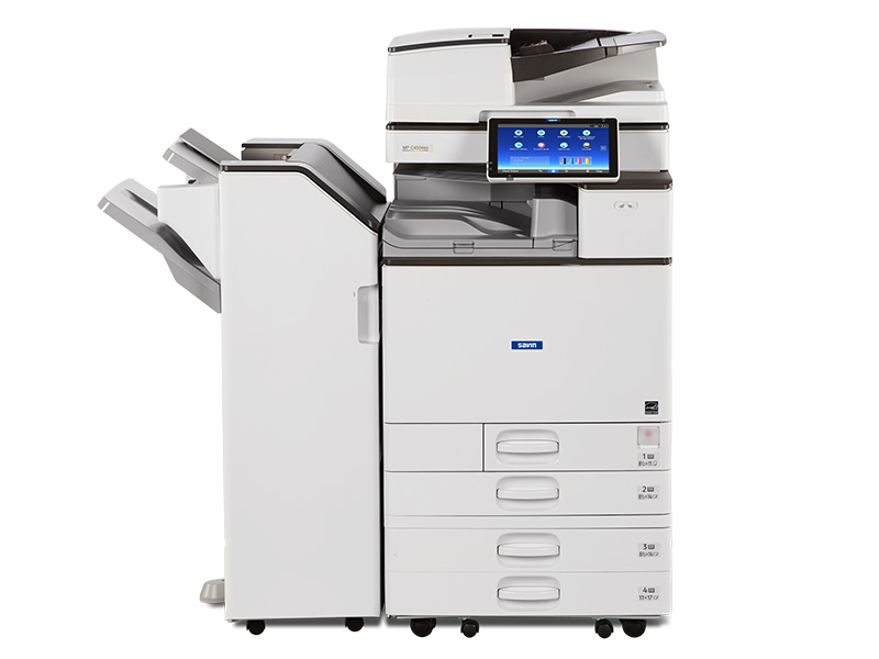 Workgroup MFP Printer - Flexible Silver Plan