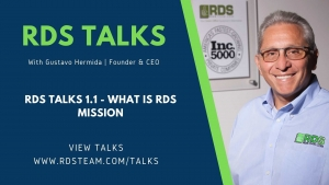 RDS TALKS 1.1 - What is RDS mission