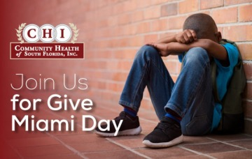 Support Community Health of South Florida with RDS TEAM |  Give Miami Day, Thursday, November 19th